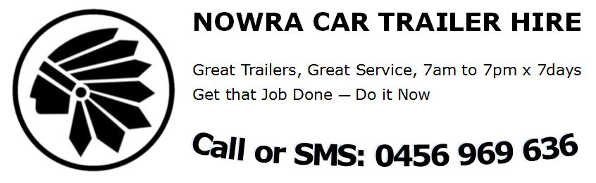 Nowra Car Trailer Hire
